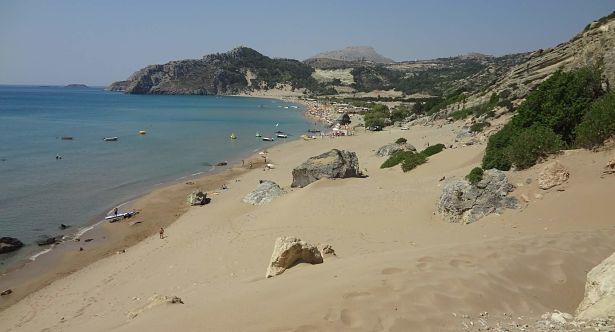 Nejkrásnější pláže Řecka