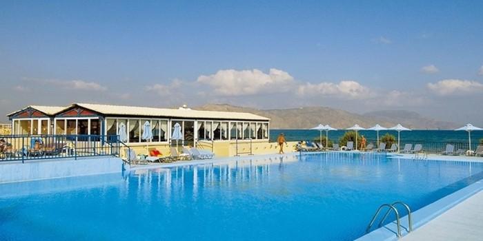 RECENZE: Hotel Kavros Beach, Kréta